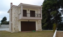 Detached Houses with Landscaped Gardens For Sale in Halkidiki