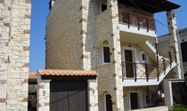 New One Bedroom Apartments For Sale in Afitos Halkidiki