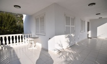 Timeless Style White Halkidiki Villa For Sale
