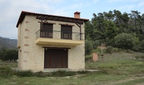 Stone Built House with Unspoilt Views For Sale in Halkidiki
