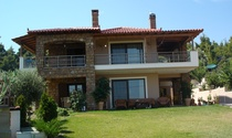 Mighty Fine Villa For Sale in Halkidiki