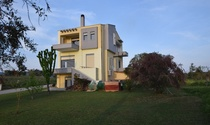 Modern Country Villa For Sale in Halkidiki with Sea View