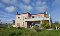 Mountain Top Villa with Views Across Halkidiki