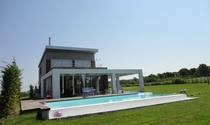 Modern Minimalist Villas For Sale in Halkidiki