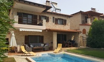 Country Villa with Pool and Guest House For Sale in Halkidiki