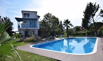 Charming 3 Bed House For Rent in Halkidiki with Private Pool