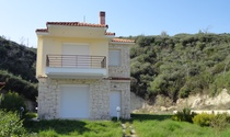 A Four Bed Property in Kassandra with a Beautiful Seascape