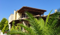 Detached House For Sale on Exclusive Estate in Halkidiki