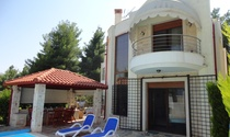 For Sale in Halkidiki: Luxury Detached House with Pool