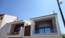 Supreme 3 Bedroom Penthouse Apartments For Sale in Halkidiki