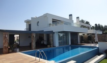 First Class Villa For Sale in Halkidiki