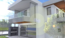 Ultramodern Villas For Sale on the Beach in Halkidiki