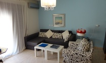 Garden Apartment sleeps 4+ For Rent this Summer in Halkidiki