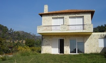 Three Bed Detached House with Expansive Grounds in Halkidiki