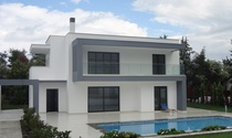 Twin Top-End Villas For Sale in Halkidiki