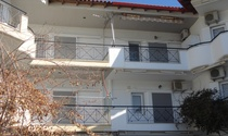 Beachfront One Bedroom Apartment For Sale in Halkidiki