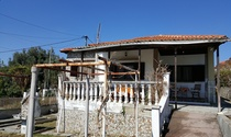 Charming 3 Bed Detached Beach House For Sale in Halkidiki