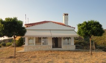 Mountaintop House with Land For Sale in Kassandra Halkidiki