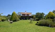 Beachfront Halkidiki Summer House For Rent